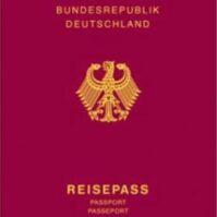 Reisepass Beglaubigte Übersetzung
